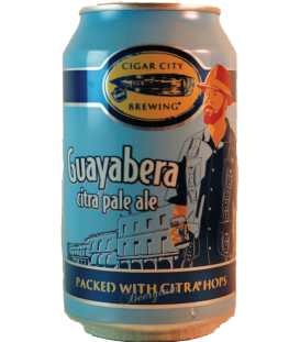 Cigar City Guayabera Citra Pale Ale CANS 35cl