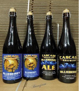 Cascade BlueBerry Vertical Tasting 75cl