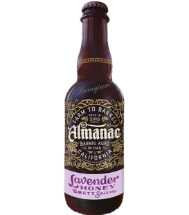 Almanac Lavender Honey de Brettaville 37cl