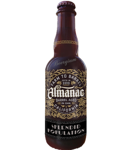 Almanac Splendid Population 37cl