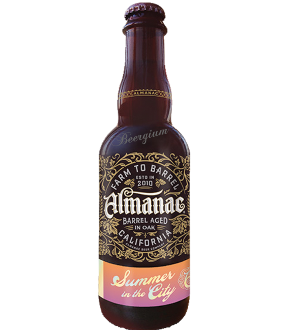 Almanac Summer in the City 37cl