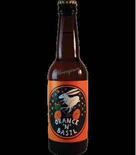 Mad Hatter Orange 'N' Basil 33cl