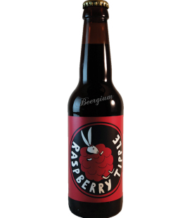 Mad Hatter Raspberry Tipple 33cl