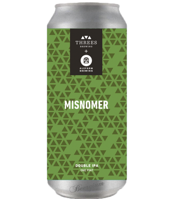 Threes / Alefarm Misnomer CANS 47cl