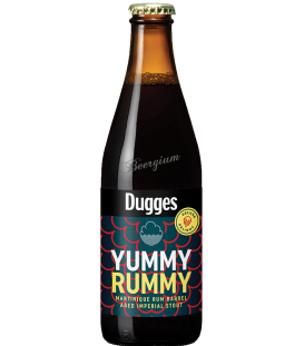 Dugges / Cloudwater Yummy Rummy 33cl