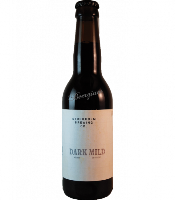 Stockholm Dark Mild 33cl
