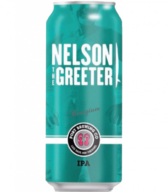 Port Brewing Nelson the Greeter CANS 47cl