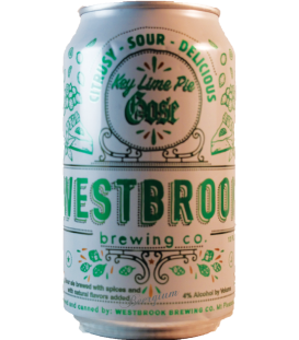 Westbrook Key Lime Pie Gose CANS 35cl