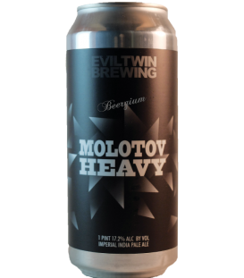 Evil Twin Molotov Cocktail Heavy CANS 47cl