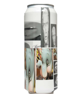 To Øl Fuck Art - We've Got Zest Appeal CANS 50cl