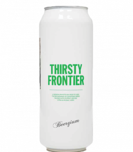 To Øl Thirsty Frontier CANS 50cl