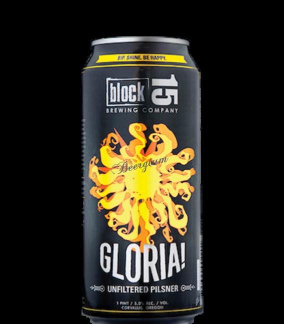 Block 15 Gloria! Unfiltered Pilsner 47cl