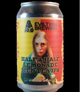 Evil Twin / Omnipollo Half & Half Lemonade Ice Tea IPA CANS 35cl