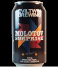 Evil Twin Molotov Surprise Batch 002 Passionfruit CANS 35cl