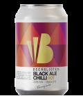 Beerbliotek Black Ale Chilli CANS 33cl
