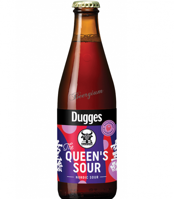 Dugges / NBeer Queen's Sour 33cl