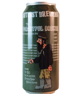 Outcast The Forgetful Brewer CANS 47cl