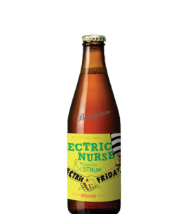 Electric Nurse / Mikkeller Bar Stockholm Electric Frida(y) 33cl