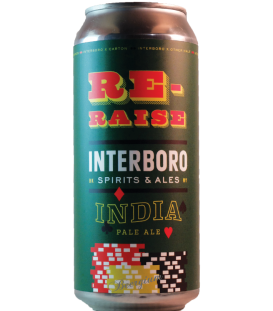 Interboro / Other Half / Barrier / Carton Re-Raise CANS 47cl