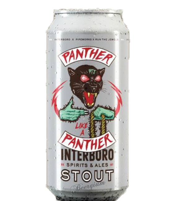 Interboro Panther Like a Panther CANS 47cl