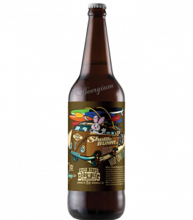 Kern River 8th Anniversary Double White IPA (Shuttle Bunny) 65cl