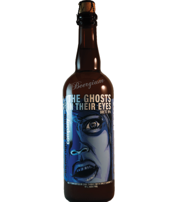 Anchorage The Ghosts In Their Eyes 75cl