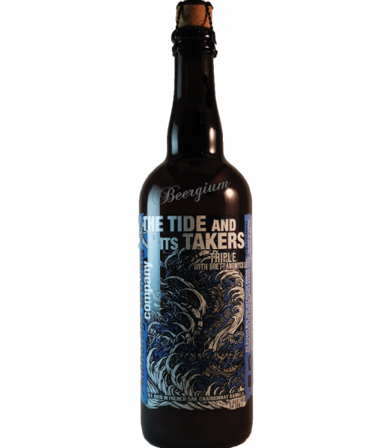 Anchorage The Tide and Its Takers Triple 75cl