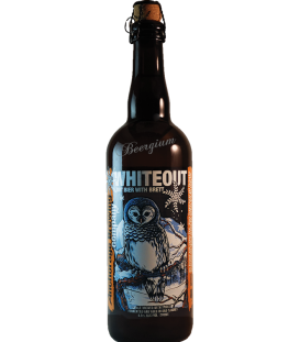 Anchorage Whiteout Wit Bier 75cl