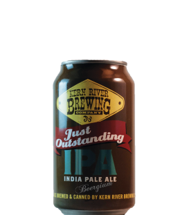 Kern River Just Outstanding IPA CANS 35cl