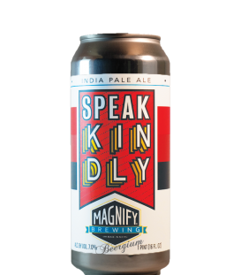 Magnify Speak Kindly CANS 47cl