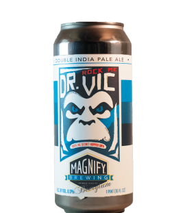 Magnify Rock Me Dr Vic CANS 47cl