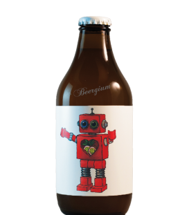 Brewski Red Robot DIPA 33cl