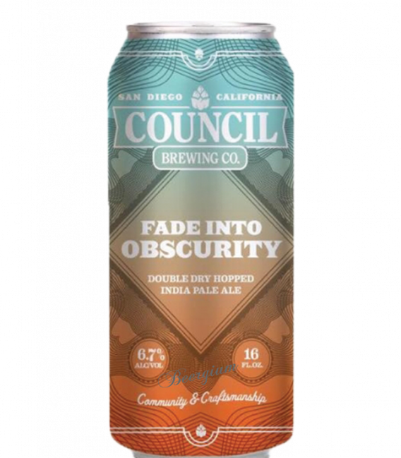 Council Fade Into Obscurity 47cl