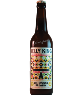 Bellwoods Jelly King Guava Mango Passionfruit 50cl