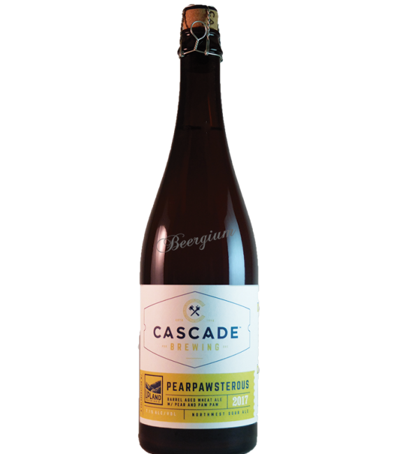 Cascade / Upland Pearpawsterous 75cl