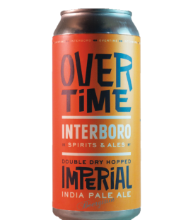 Interboro Overtime CANS 47cl