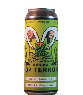 Mikkeller Hop Terroir Amarillo Germany CANS 50cl