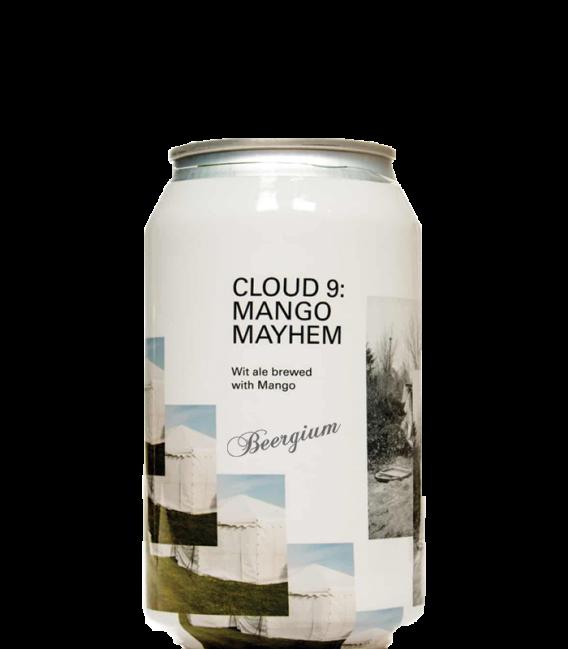 To Øl Cloud 9: Mango Mayhem CANS 33cl