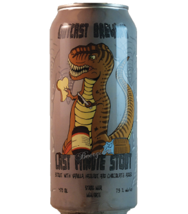 Outcast Last Minute Stout CANS 47cl
