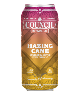 Council Hazing Cane CANS 47cl