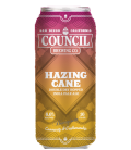Council Hazing Cane CANS 47cl - Canned 05-07-18