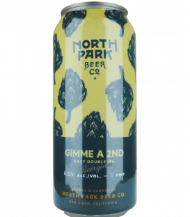 North Park Gimme a 2nd CANS 47cl - Canned 18-06-18
