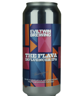 Evil Twin The Flava Influencer IPA CANS 47cl
