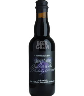 Crooked Stave Blackberry Dark Origins 2014 37cl