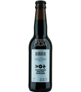 Omnipollo Aon Bourbon Bacon Burger 33cl