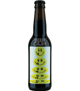 Omnipollo Aon High Altitude Dry & Wet Fermented Gesha Village Estate Coffee 33cl