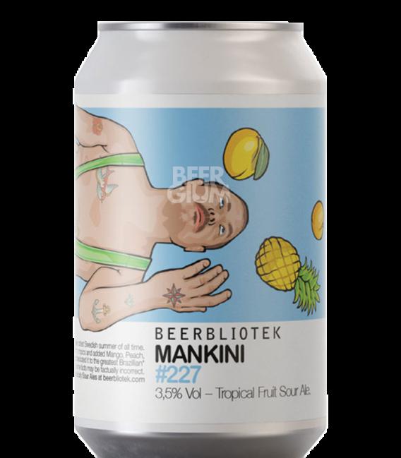 Beerbliotek Mankini CANS 33cl