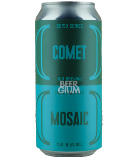 O/O 50/50: Comet/Mosaic CANS 44cl