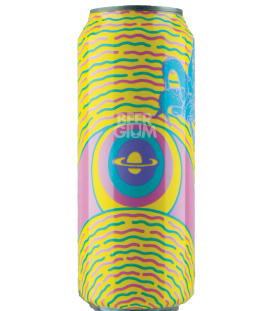 Omnipollo / Tired Hands Mexican Vanilla Pina Colada Milkshake IPA CANS 50cl