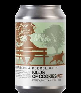 Beerbliotek / Benchwarmers Kilos of Cookies CANS 33cl